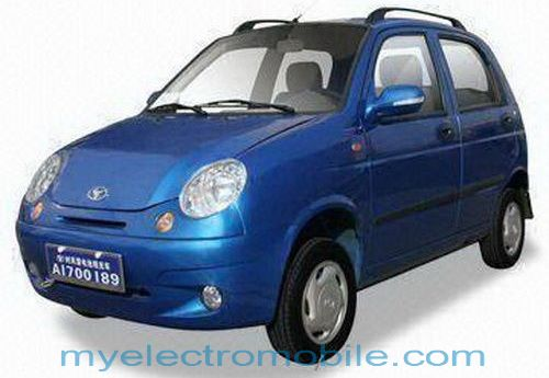 electromobile shandong shifeng-gd-04 in Donetsk