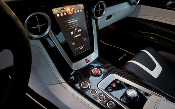 mercedes sls e cell electromobile
